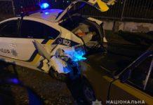 Под Одессой полицейские попали в пьяное ДТП: пострадал один правоохранитель - today.ua