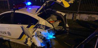 Під Одесою поліцейські потрапили в п'яну ДТП: постраждав один правоохоронець - today.ua