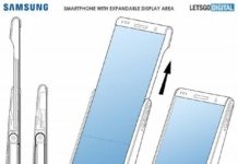 Samsung запатентував смартфон з розсувним екраном - today.ua