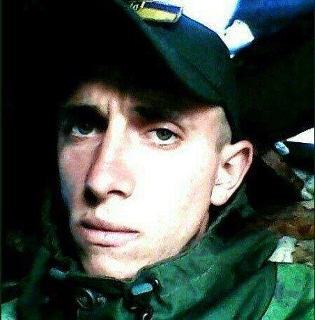 На Донбасі від кулі снайпера бойовиків загинув 22-річний боєць ООС Владислав Бережний