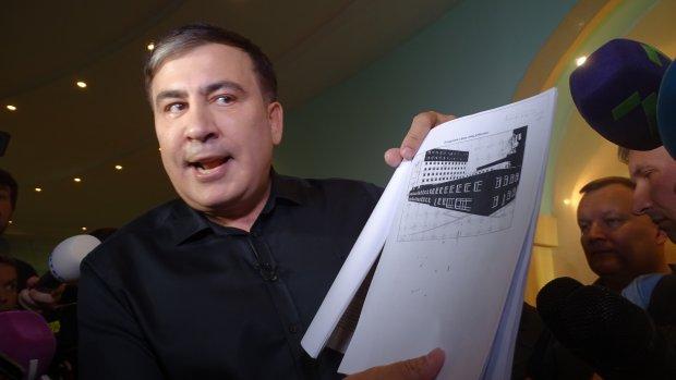 """Саакашвілі оприлюднив &quotчорну бухгалтерію"""" Одеської міськради - today.ua"""