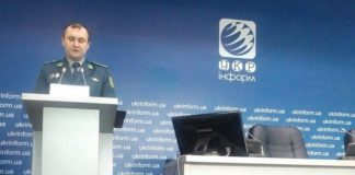 Прес-секретар Прикордонної служби йде на вибори з партією Смешка - today.ua