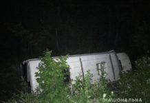 На Житомирщині маршрутка потрапила у ДТП: постраждали 7 пасажирів - today.ua