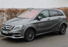 Mercedes-Benz начал выпуск плагин-гибридного хэтчбека A250e - today.ua