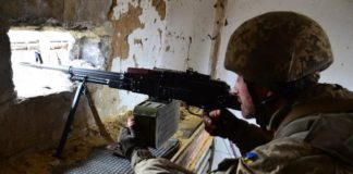 Боевики на Донбассе 15 раз обстреляли позиции ВСУ - today.ua