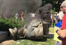 Поліція відкрила справу за повалення пам'ятника Жукову в Харкові - today.ua