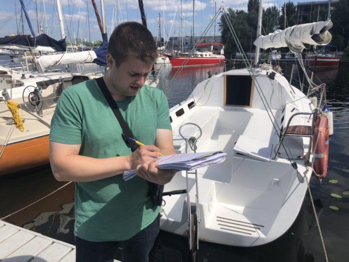 У киянина конфіскували яхту за несплату аліментів дитині - today.ua