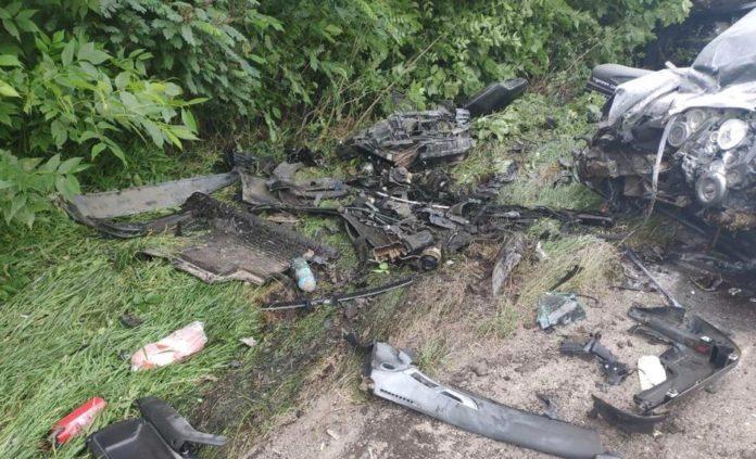 В ДТП в Винницкой области четверо человек погибли и четверо получили травмы - today.ua