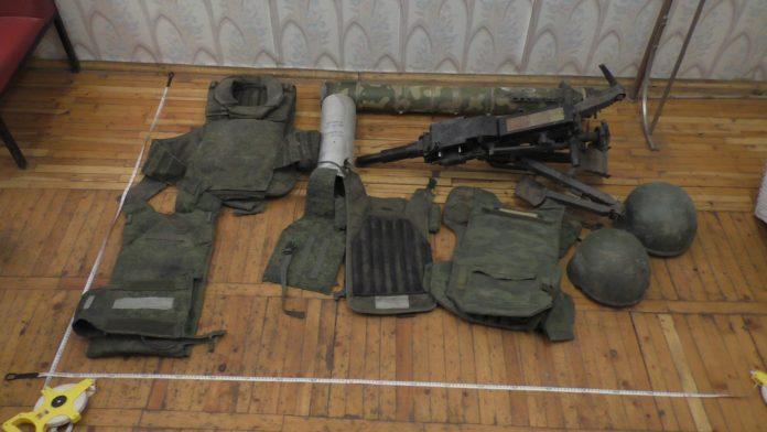 Украинские десантники заняли позиции боевиков на Приазовье - today.ua