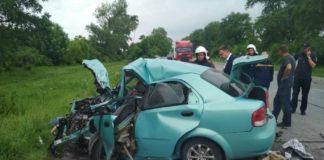 В ДТП на Хмельнитчине погибли двое взрослых и ребенок - today.ua