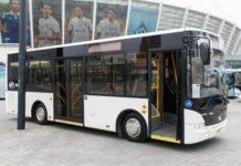 ЗАЗ представив нову модель міського автобуса - today.ua