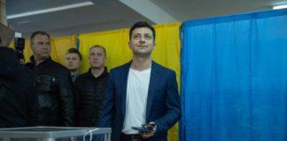 """Зеленский приглашает Вакарчука поговорить о должности премьер-министра"""" - today.ua"""