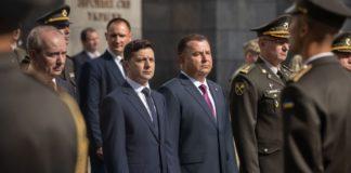 Зеленский почтил память погибших на Ил-76 - today.ua
