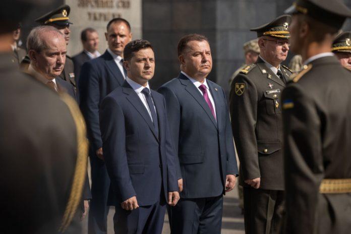 Зеленський вшанував пам'ять загиблих на Іл-76 - today.ua