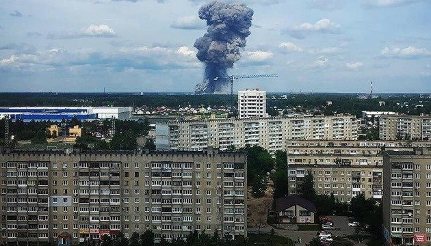 У Росії вибухнув цех з виробництва тротилу: 19 постраждалих - today.ua