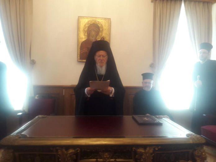 У Константинополі відреагували на конфлікт Філарета та Епіфанія - today.ua