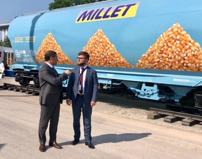 """&quotУкрзализныця"""" планирует запустить контейнерные поезда в страны ЕС и Азии - today.ua"""