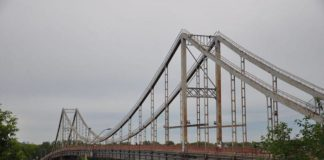 """У Києві жінка впала з мосту в Дніпро"""" - today.ua"""
