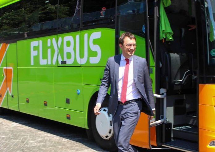 Найдешевший автобусний лоукостер FlixBus запрацював в Україні - today.ua