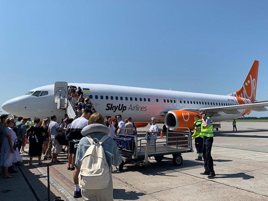 Туреччина стане доступнішою: SkyUp запускає нові рейси