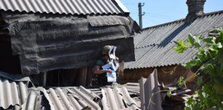 СЦКК повідомила деталі обстрілу Мар'їнки росіянами - today.ua