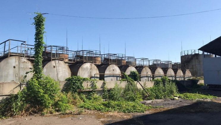 На Луганщині виявили підземний трубопровід, по якому нелегально качали російське паливо