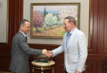 Кучма обговорив з італійським послом ситуацію на Донбасі - today.ua