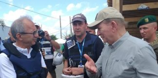 """Кучма анонсував прибуття урядової комісії для вирішення питань Станиці Луганської"""" - today.ua"""
