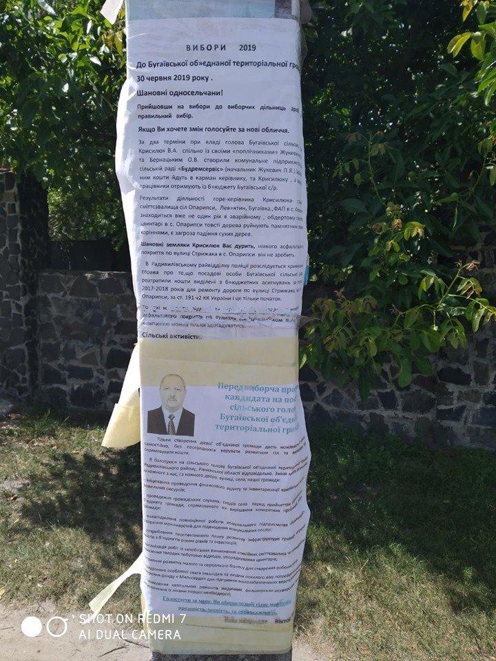 КВУ розповів про порушення на місцевих виборах
