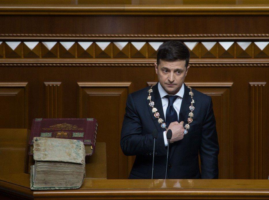 Конституційний суд розглядає указ Зеленського про вибори - today.ua