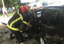 В Ужгороді водійка Porsche Cayenne зіткнулася з Ford: є постраждалі - today.ua