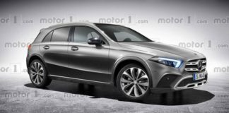 "Mercedes-Benz готується до показу кросовера GLA "" - today.ua"