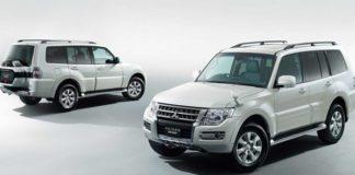 Mitsubishi прекращает выпуск внедорожника Pajero - today.ua