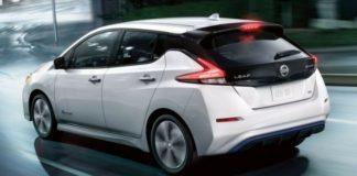 Nissan Leaf втратив лідерство на ринку електромобілів - today.ua