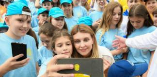"""Дружина Зеленського відвідала """"Артек"""": з'явилися фото - today.ua"""