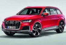 Audi обновила кроссовер Q7: все подробности - today.ua