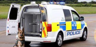 Volkswagen випустив нові фургони для поліцейських - today.ua