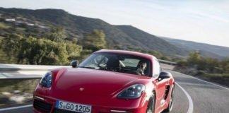 Porsche представил новый электромобиль 718 Сayman T: появились фото - today.ua