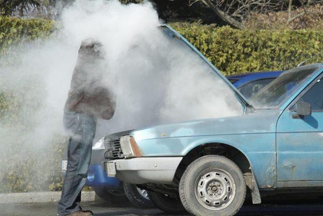 Как не перегреть двигатель в жару - today.ua