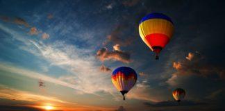 """На Львовщине с воздушного шара выпал мужчина"""" - today.ua"""