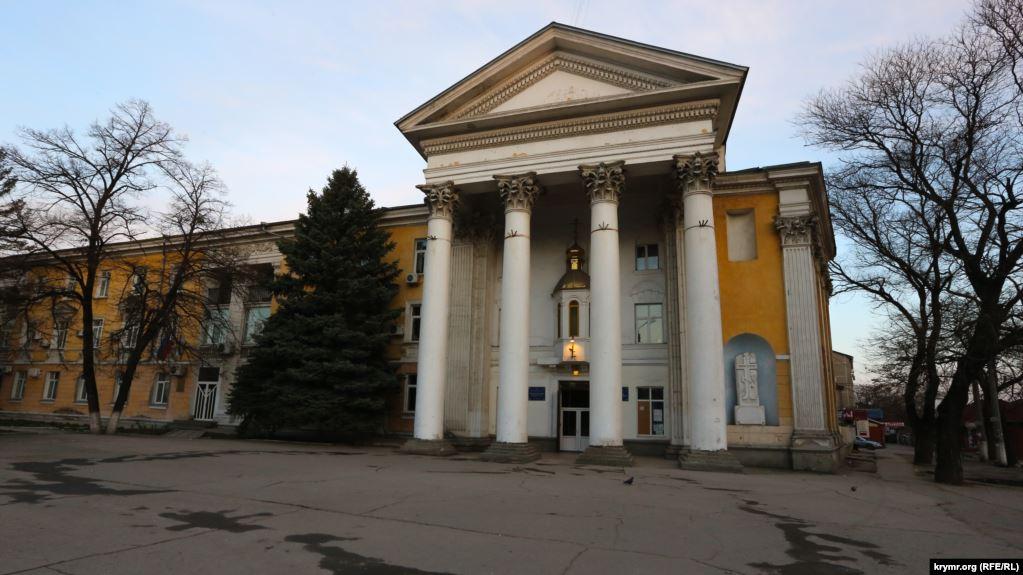 Россия отобрала главный храм ПЦУ в Крыму  - today.ua