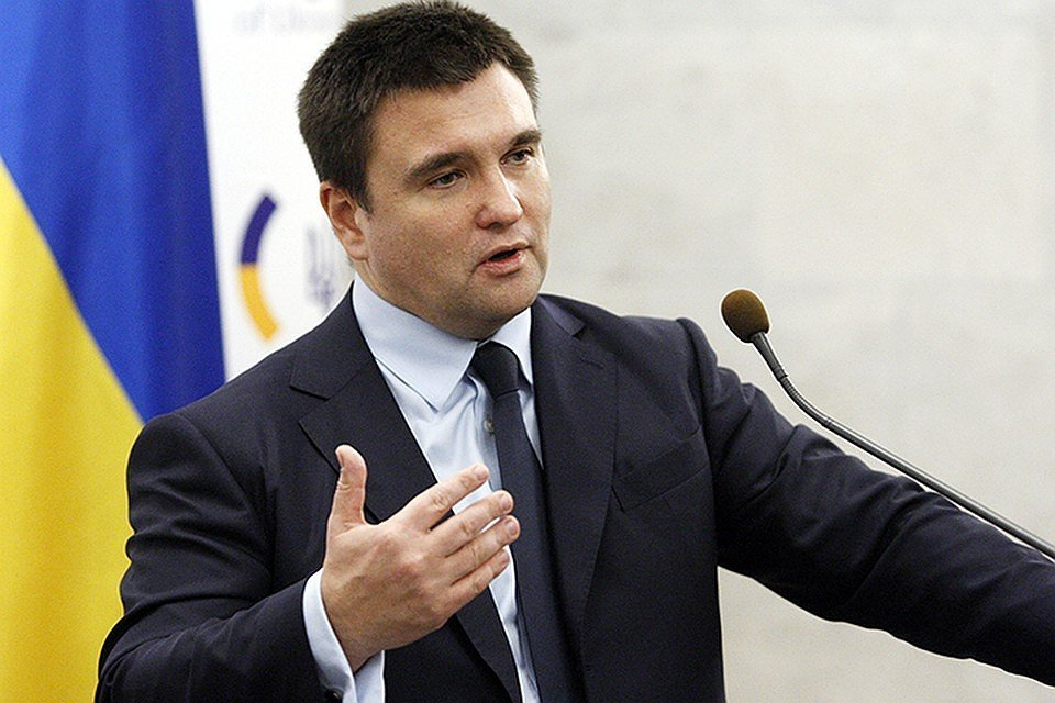 Клімкін пояснив, чому не йде на парламентські вибори  - today.ua