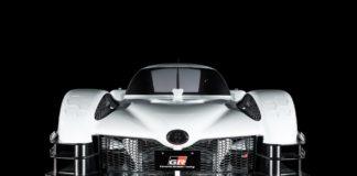 Toyota выпустит первый гоночный автомобиль - today.ua