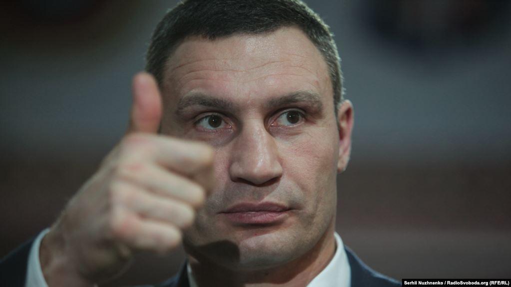 """""""Спалился"""": Кличко пытался солгать относительно расходов на стеклянный мост, но сам себя сдал - today.ua"""