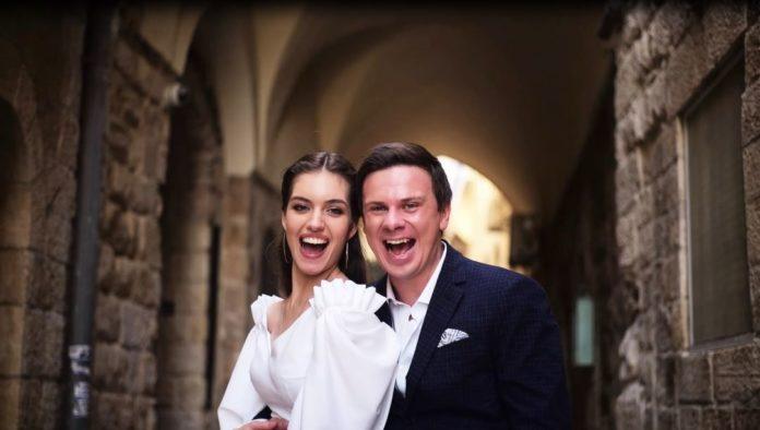 Телеведущий Дмитрий Комаров женился на &quotМисс Украина&quot - today.ua