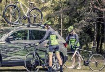 Skoda випустила кросовер Karoq для велосипедистів - today.ua