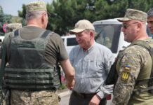 Кучма заявив про відведення російських військ біля Станиці Луганської - today.ua