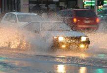 Що робити, якщо автомобіль заглох у воді - today.ua