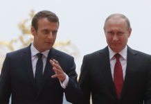 Макрон озвучив умови повернення Росії до великої вісімки - today.ua