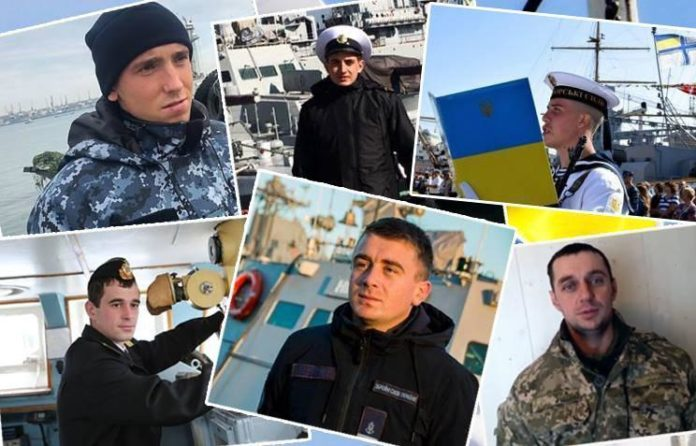 Россия освободит украинских моряков при одном условии - today.ua